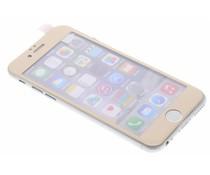 Gehard glas screenprotector iPhone 6 / 6s - Goud