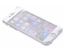 Gehard glas screenprotector iPhone 6 / 6s - Zilver