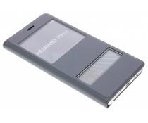 Luxe slim booktype hoes met venster Huawei P9 Lite
