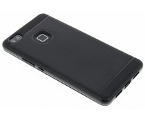 Zwart TPU Protect case Huawei P9 Lite