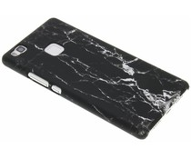 Marmer look hardcase hoesje Huawei P9 Lite