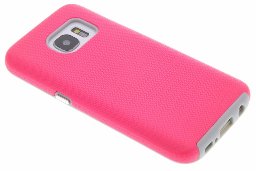 Accezz Xtreme Cover voor de Samsung Galaxy S7 - Roze