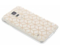 Cubes design TPU hoesje Samsung Galaxy S5 (Plus) / Neo