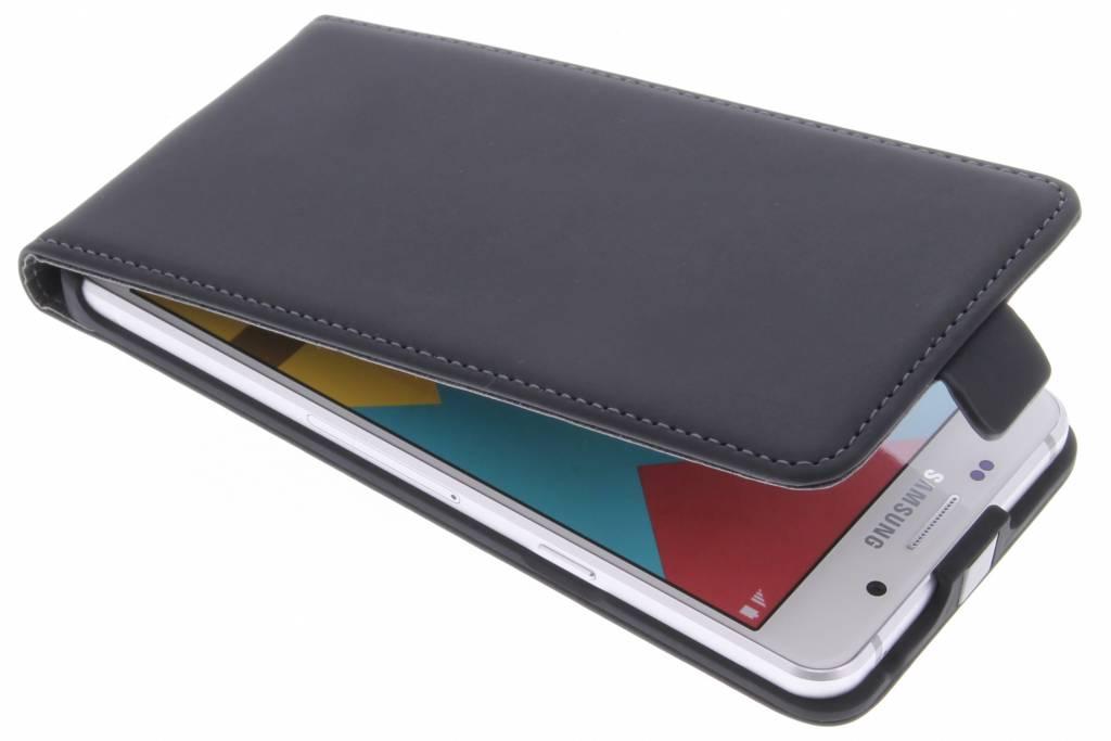 Mobiparts Premium Flipcase voor de Samsung Galaxy A5 (2016) - Black