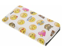 Emoji design Booklet Samsung Galaxy S5 (Plus) / Neo