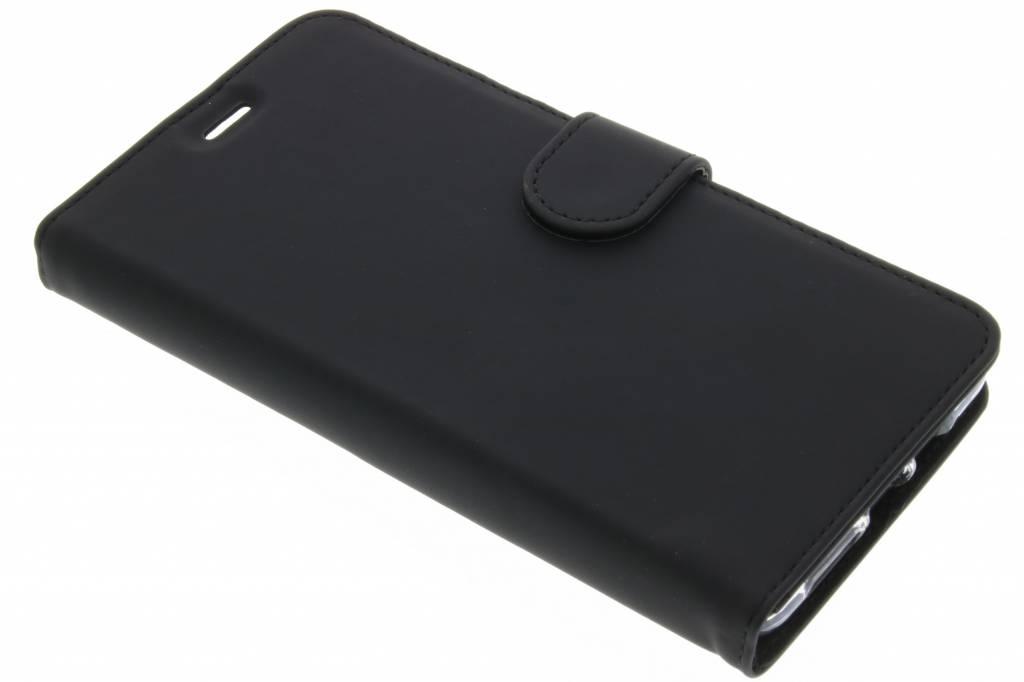 Accezz Wallet TPU Booklet voor de OnePlus 3 / 3T - Zwart