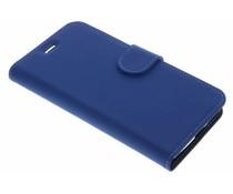 Accezz Wallet TPU Booklet Acer Liquid Zest (4G) - Blauw