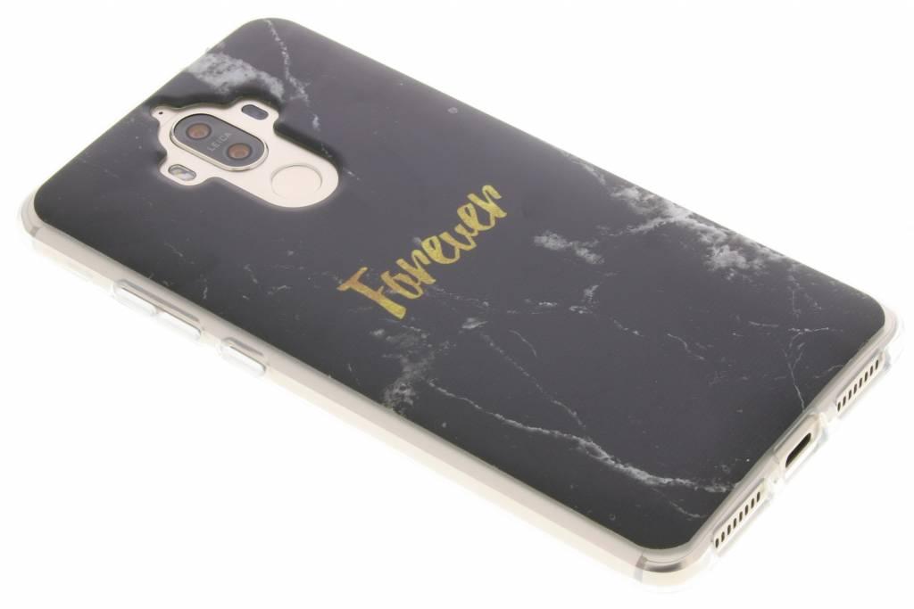 BFF Black Marble Love TPU hoesje voor de Huawei Mate 9