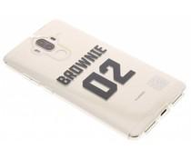 Brownie TPU hoesje Huawei Mate 9