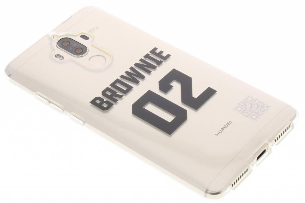 BFF Brownie Love TPU hoesje voor de Huawei Mate 9