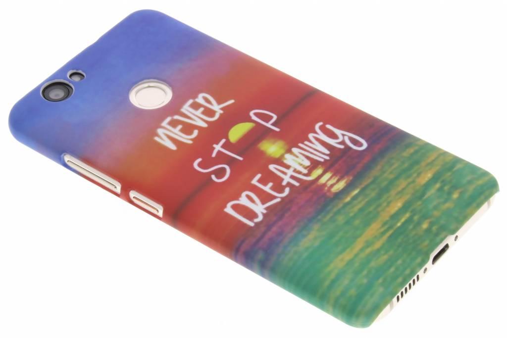 Dreaming design hardcase hoesje voor de Huawei Nova