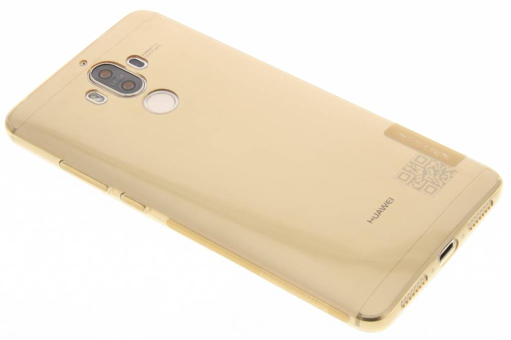 Naturellement Tpu Pour Huawei P9 - Orange RM11wUmb1,