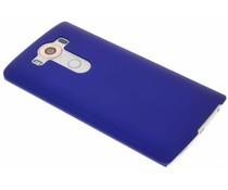 Blauw effen hardcase hoesje LG V10