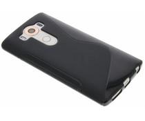 Zwart S-line TPU hoesje LG V10