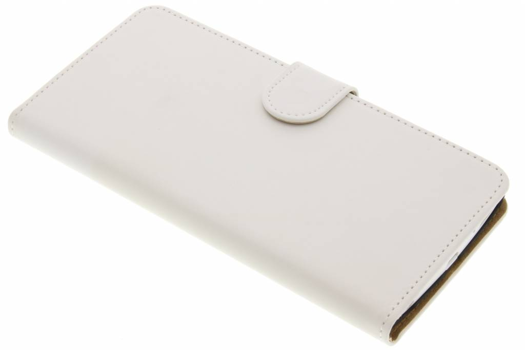 Witte effen booktype hoes voor de LG V10