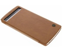 Nillkin Qin Leather slim booktype hoes LG V10