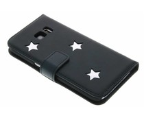 Fabienne Chapot Silver Reversed Star Booktype Samsung Galaxy S7