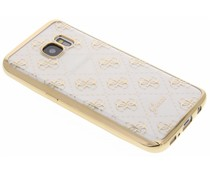 Guess Scarlett TPU Case Samsung Galaxy S7 - Goud