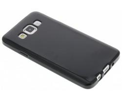 Zwart gel case Samsung Galaxy A3