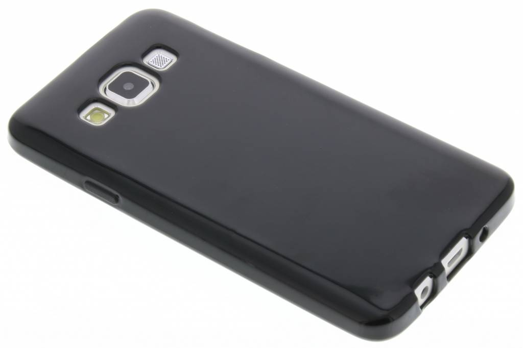 Noir Tpu Etui Protect Pour Samsung Galaxy A3 tJOBuIk