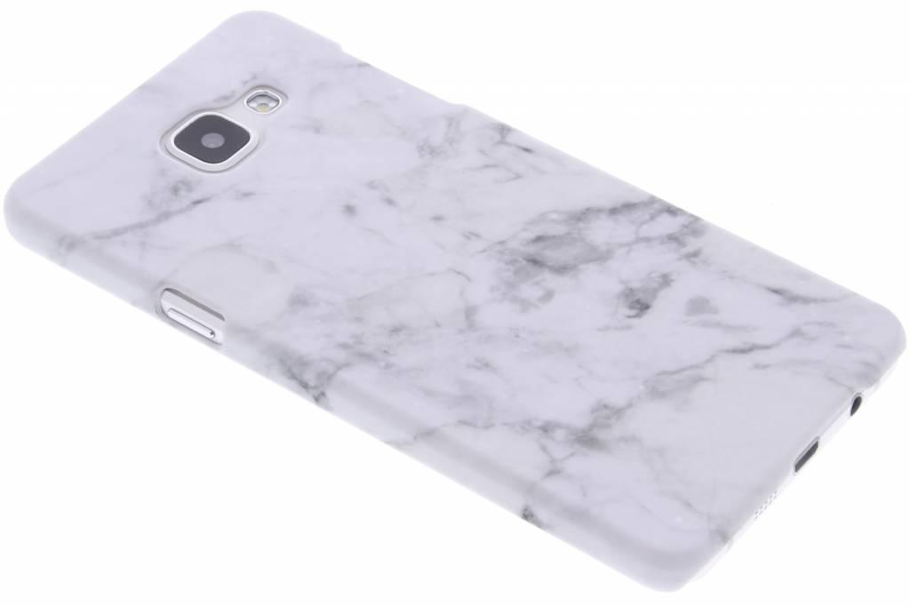 Wit marmer design hardcase voor de Samsung Galaxy A5 (2016)