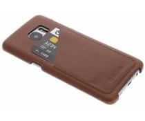 Valenta Back Cover Classic Luxe Samsung Galaxy S7 Edge