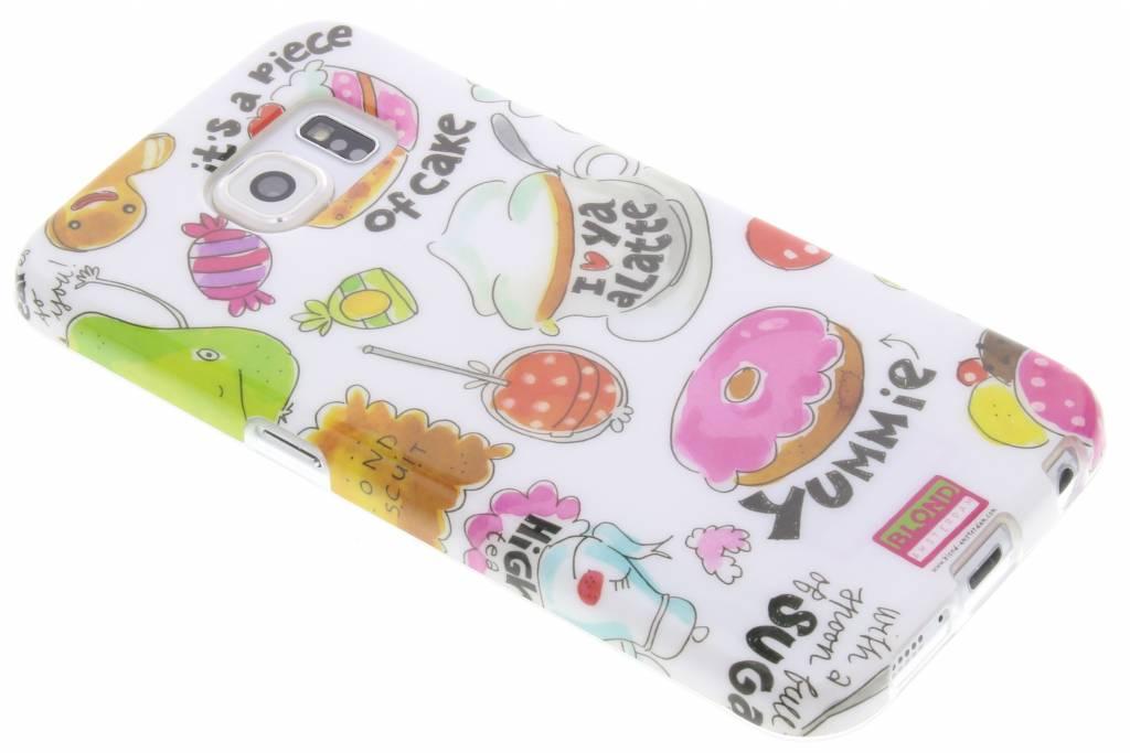 A Piece Of Cake Softcase voor de Samsung Galaxy S6