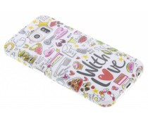 Blond Amsterdam With Love Softcase Samsung Galaxy S6