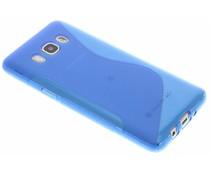 Blauw S-line TPU hoesje Samsung Galaxy J5 (2016)