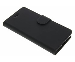 Accezz Zwart Wallet TPU Booklet Huawei P9 Lite