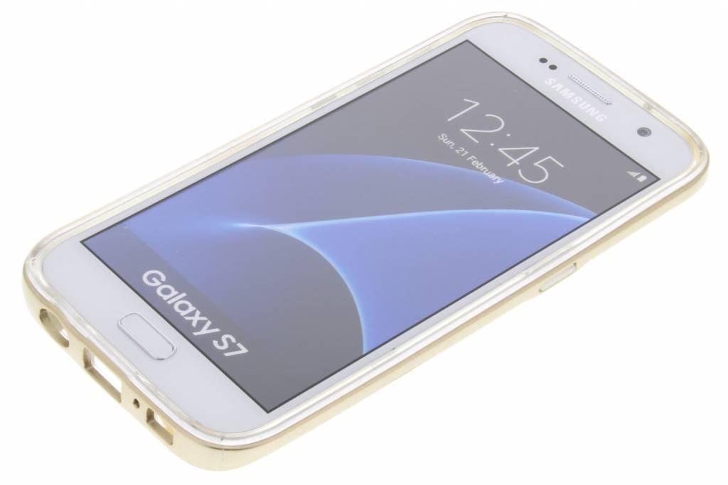 Par Nuit Laisse Cas De Tpu Pour Samsung Galaxy S7 4uQ744Omyw