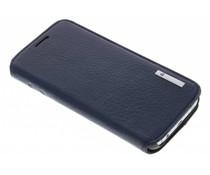 Pierre Cardin Book case Samsung Galaxy S7 - Donkerblauw