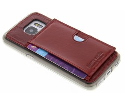 Pierre Cardin Silicone Case Samsung Galaxy S7 - Rood