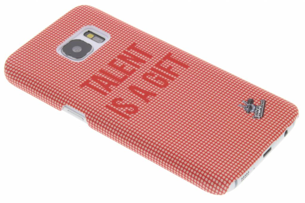 The Voice of Holland Talent is a gift hardcase hoesje voor de Samsung Galaxy S7