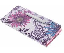 Design TPU Wallet Case Motorola Moto G4 (Plus)