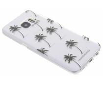 Fashionchick Palmtrees Softcase Samsung Galaxy S7 Edge