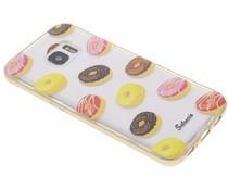 Foodies TPU hoesje Samsung Galaxy S7 Edge
