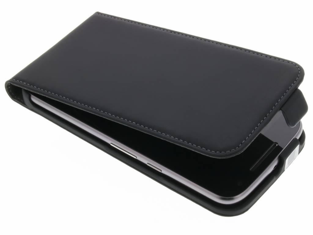Mobiparts Premium Flip Case Motorola Moto G4-G4 Plus Zwart