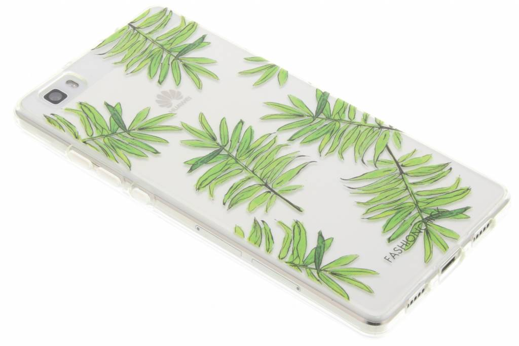Fashionchick Leaves Softcase voor de Huawei P8 Lite