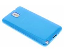 Transparant gel case Samsung Galaxy Note 3