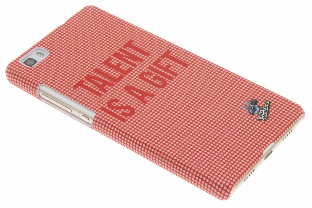 The Voice of Holland Talent is a gift hardcase hoesje voor de Huawei P8 Lite