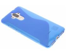 Blauw S-line TPU hoesje Huawei Mate 9