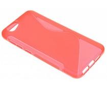 Rood S-line TPU hoesje HTC One A9s