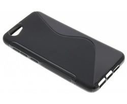 Zwart S-line TPU hoesje HTC One A9s
