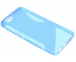 Blauw S-line TPU hoesje HTC One A9s