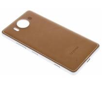 Mozo Back Cover Microsoft Lumia 950 - Bruin