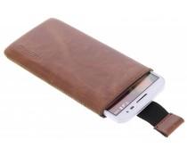 Valenta Pocket Classic insteekhoes maat 17 – bruin