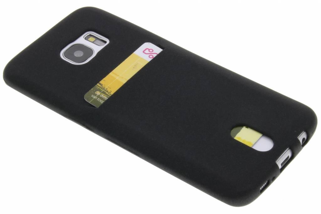 Etui En Silicone Tpu Noir Pour Carte Samsung Galaxy S8 0rclD1ORj
