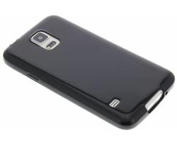 Zwart gel case Samsung Galaxy S5 (Plus) / Neo