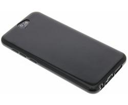 Zwart gel case HTC One A9